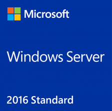 Microsoft Windows Server Standard 2016 64Bit RU/KZ 16 Core OEM