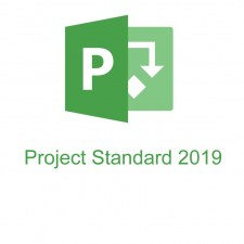 Microsoft Project 2019 стандартный